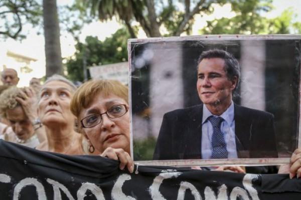 Alberto Nisman fue asesinado, según el fiscal Sáenz