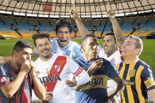 Informe   Arrancan los equipos argentinos en la Copa Libertadores 2016