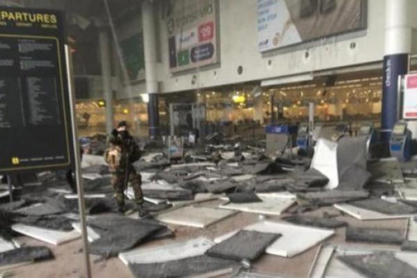 Atentados en Bélgica: más de 20 muertos en 3 explosiones
