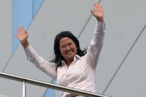 Keiko Fujimori al balotaje, pero sin conocer a su rival