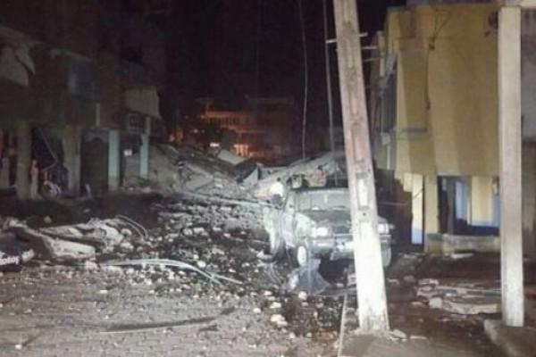 28 muertos en Ecuador tras sismos de hasta 7,8 grados