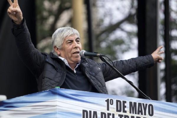 Hugo Moyano dejará la CGT y apuntará a la presidencia de AFA