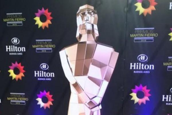 Todos los ganadores de la gala de los Martín Fierro 2016