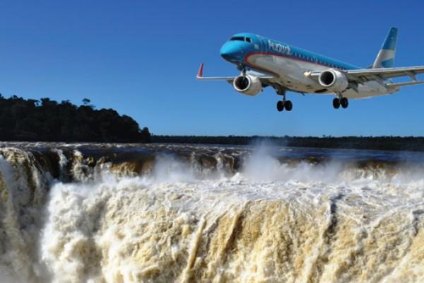 Resultado de imagen para Misiones contará con 16 nuevas rutas aéreas y 11 de ellas llegarán a Puerto Iguazú