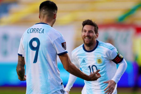 Después de 15 años, Argentina ganó en Bolivia