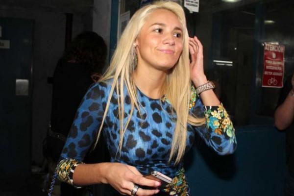 Rocío Oliva confirmó la separación definitiva de Diego Maradona: Así estoy bien
