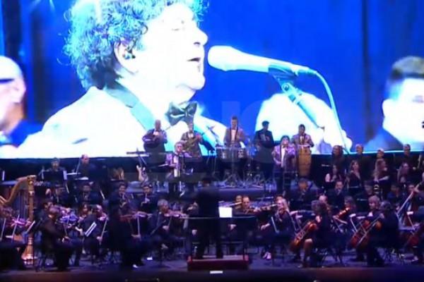 Resultado de imagen para Los Palmeras y la Filarmónica