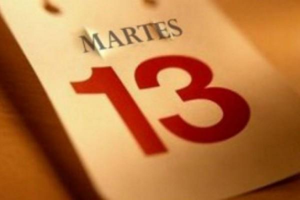 Resultado de imagen para Martes 13: mitos y verdades