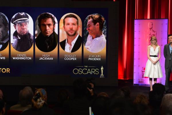 Resultado de imagen para Todos los nominados a los Oscar