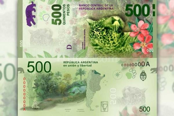 Resultado de imagen para Cómo detectar billetes de $ 200 y $ 500 falsos