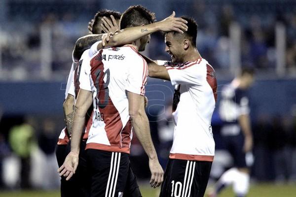 Resultado de imagen para River y San Lorenzo serán visitantes de Guaraní y Emelec en el arranque de los octavos de la Copa Libertadores