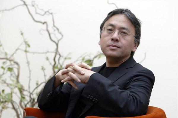 Resultado de imagen para Kazuo Ishiguro ganó el Nobel de Literatura
